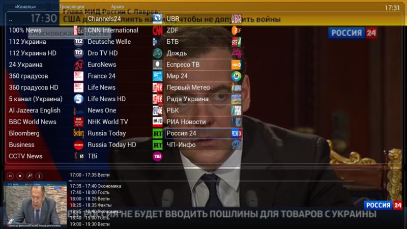 overlay programm